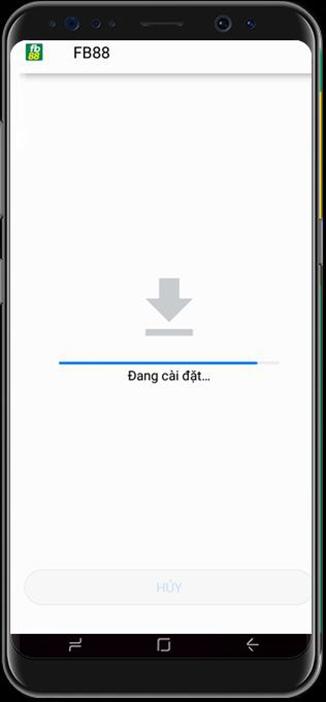 cách tải và cài đặt ứng dụng fb88