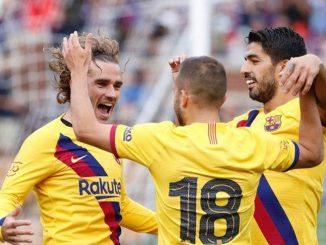 barcelona and napoli