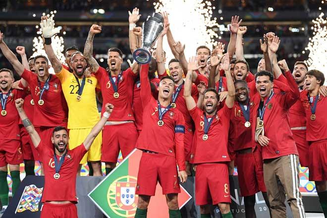 vô địch bóng đá châu âu - euro 2020