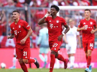 Bayern Munich vs Mainz 05