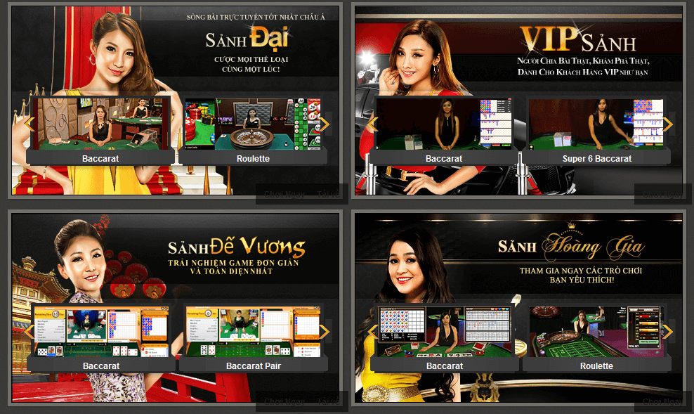 sòng bài trực tuyến casino 12bet