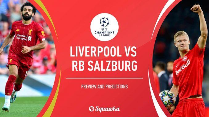Liverpool vs Red Bull Salzburg (1)
