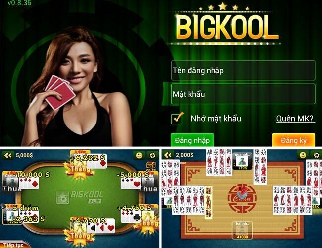 game danh bai doi thuong uy tin bigkool