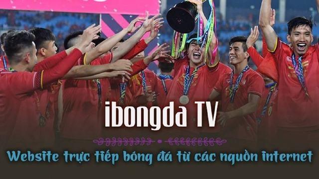xem trực tiếp bóng đá ibongda.tv